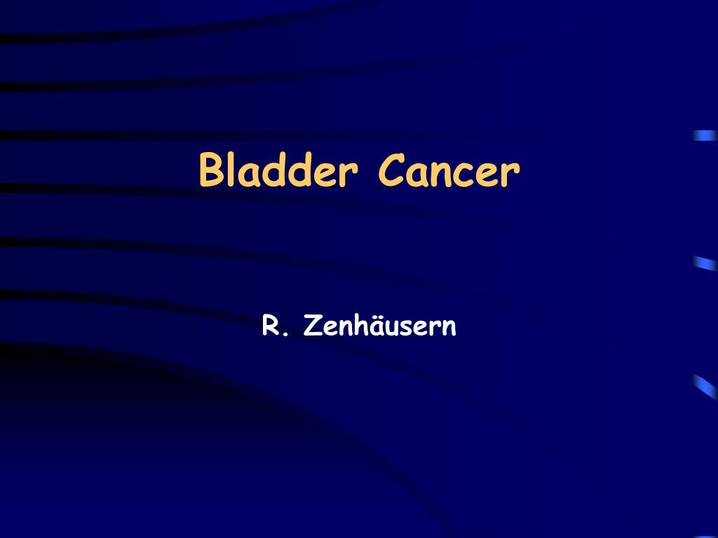 bladder cancer l.