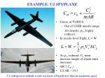 example u2 spyplane