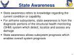 state awareness