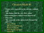 creation myth 1