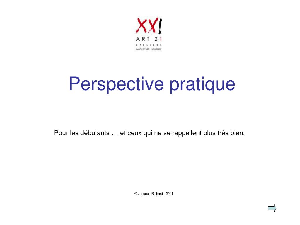 perspective pratique l.