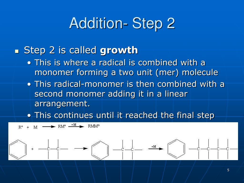 Addition- Step 2