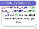 d g and k eq are functions of t115
