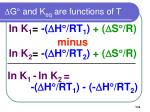 d g and k eq are functions of t116