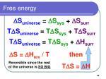 free energy70
