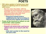 poets