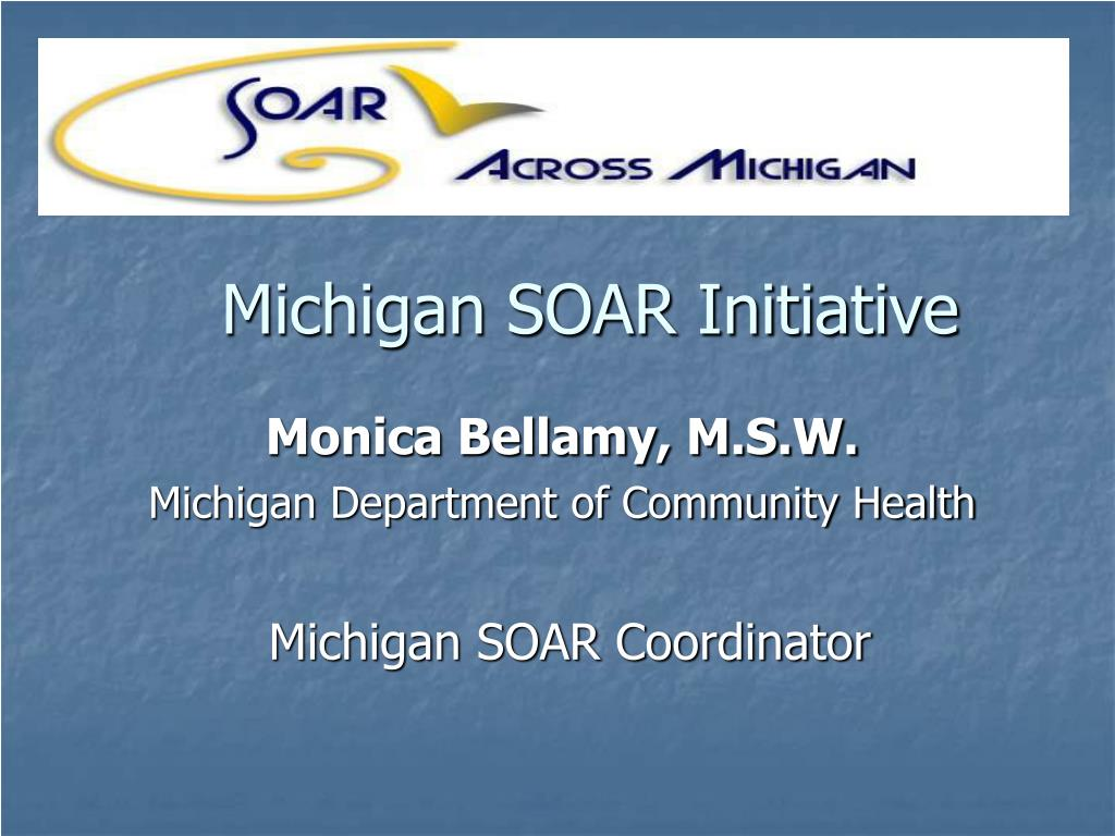 michigan soar initiative l.