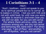 1 corinthians 3 1 4 nkjv
