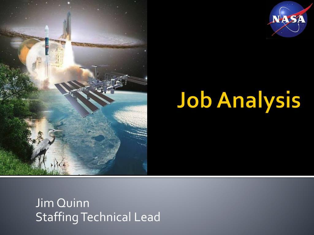 jim quinn staffing technical lead