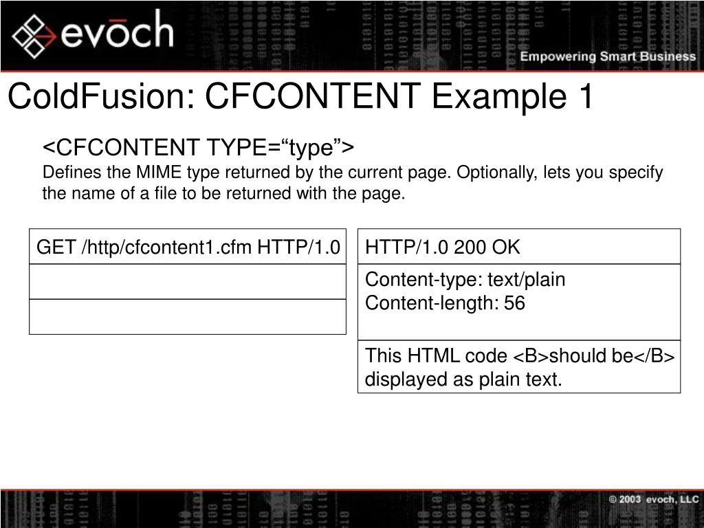 GET /http/cfcontent1.cfm HTTP/1.0
