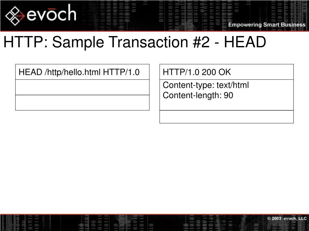 HEAD /http/hello.html HTTP/1.0