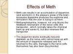 effects of meth17