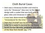 cloth burial cases36