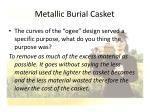 metallic burial casket29