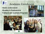 academic enrichment11