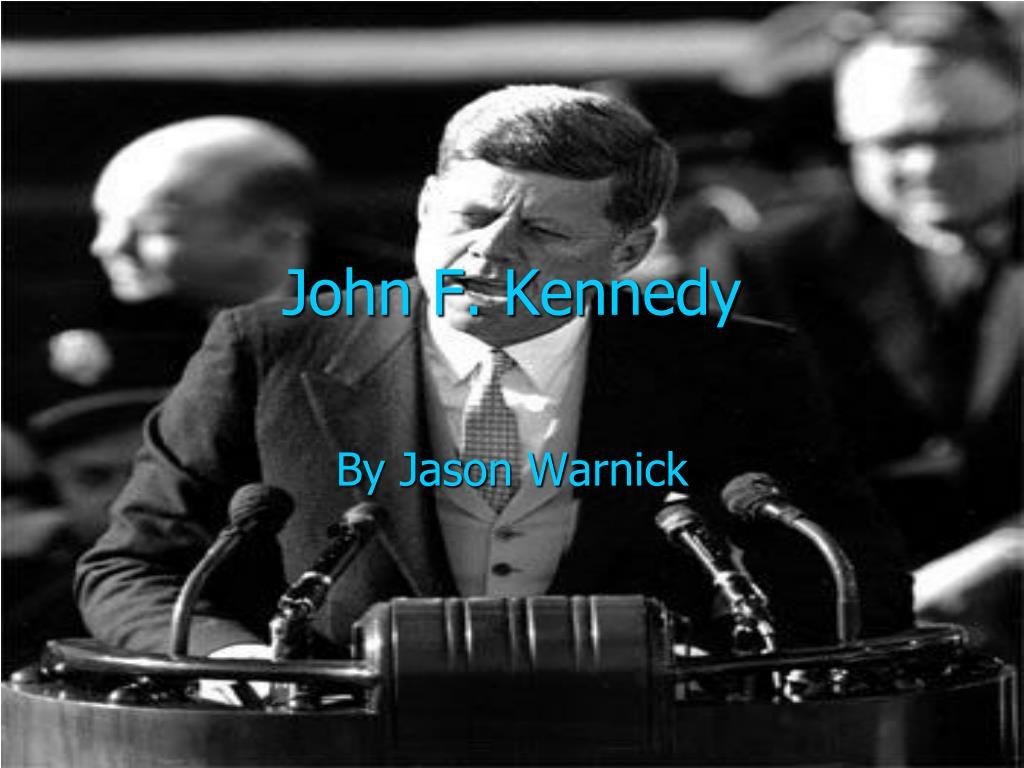 john f kennedy l.