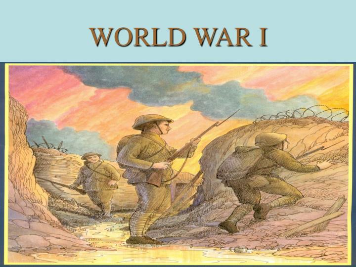 the benefits of world war one on The impact of war on europe: the situation in 1919 [] the human cost of war [] the death toll for the armed forces in world war i was appalling around nine million soldiers were killed, which was about 15 per cent of all combatants.