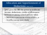 allocation and apportionment of deductions slide 4 of 4
