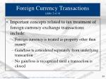 foreign currency transactions slide 2 of 4