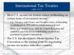 international tax treaties slide 3 of 3