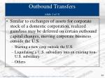 outbound transfers slide 1 of 3