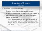 sourcing of income slide 3 of 9