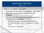 sourcing of income slide 5 of 9