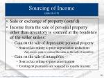 sourcing of income slide 8 of 9