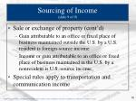 sourcing of income slide 9 of 9