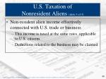u s taxation of nonresident aliens slide 3 of 3