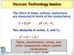 vacuum technology basics16