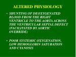 altered physiology6