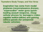 toymakers study troops and vice versa27