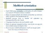 me fer cytostatica