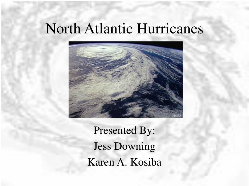 north atlantic hurricanes l.