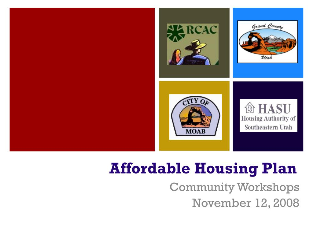 affordable housing plan l.