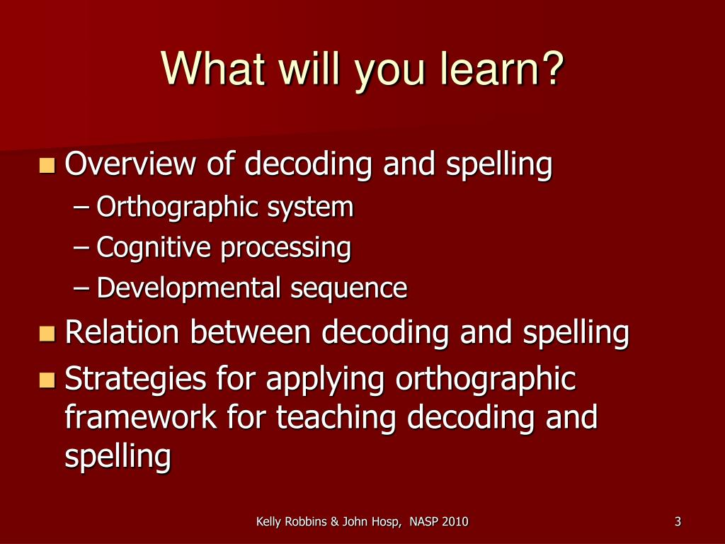 instructional strategies for spelling