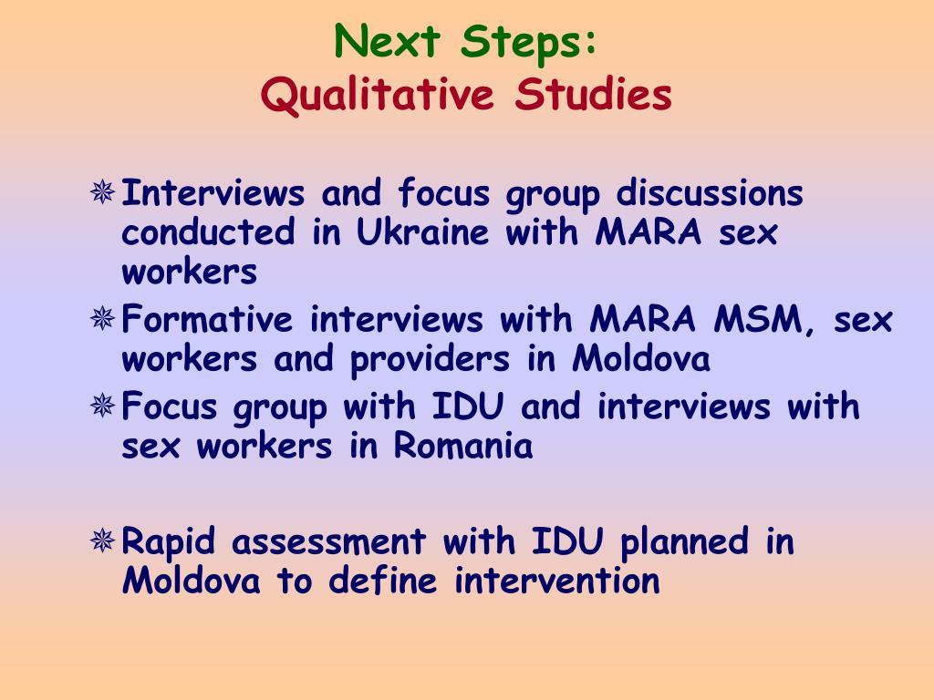 Next Steps: