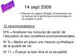 14 sept 2009