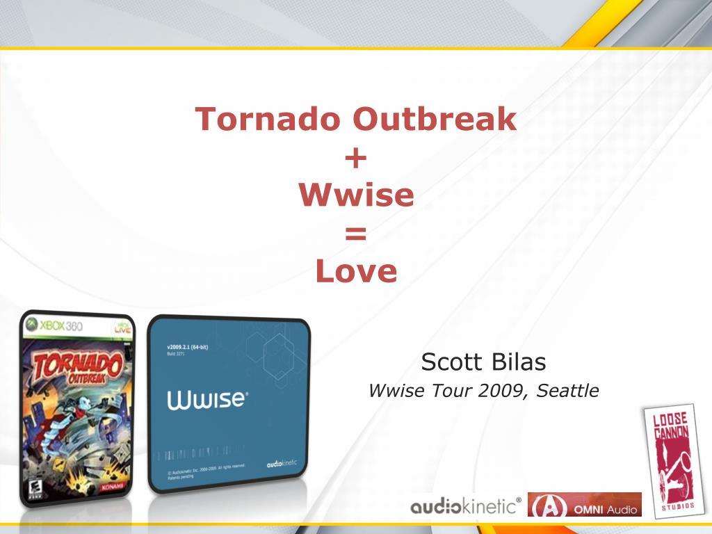 tornado outbreak wwise love l.