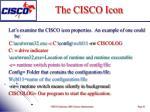 the cisco icon