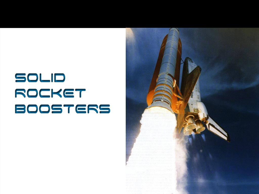 solid rocket boosters l.
