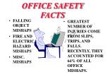 office safety facts