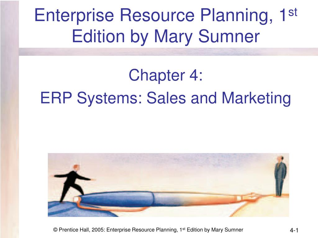 enterprise resource planning 1 st edition by mary sumner l.