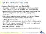 tips and tidbits for db2 z os17