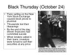 black thursday october 24