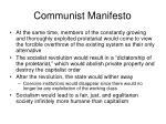 communist manifesto18