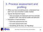 3 process assessment and profiling