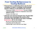 from teraflop multiprocessor to teraflop multicore5