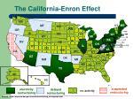 the california enron effect